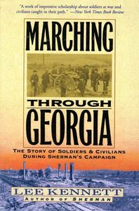 Foto Cover di Marching Through Georgia, Ebook inglese di Lee B. Kennett, edito da HarperCollins