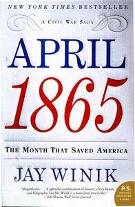 Foto Cover di April 1865, Ebook inglese di Jay Winik, edito da HarperCollins