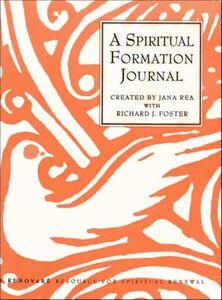 Foto Cover di A Spiritual Formation Journal, Ebook inglese di Jana Rea, edito da HarperCollins