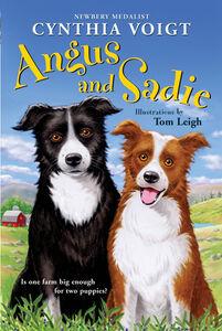 Foto Cover di Angus and Sadie, Ebook inglese di Tom Leigh,Cynthia Voigt, edito da HarperCollins