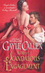 Foto Cover di A Most Scandalous Engagement, Ebook inglese di Gayle Callen, edito da HarperCollins