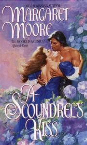 Foto Cover di Scoundrel's Kiss, Ebook inglese di Margaret Moore, edito da HarperCollins
