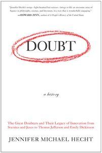Foto Cover di Doubt, Ebook inglese di Jennifer Hecht, edito da HarperCollins