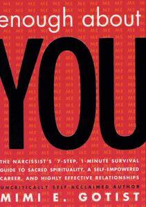 Foto Cover di Enough about You, Ebook inglese di Mimi E. Gotist, edito da HarperCollins