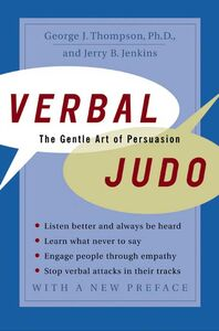 Foto Cover di Verbal Judo, Ebook inglese di George J. Thompson, PhD, edito da HarperCollins