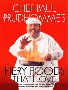 Foto Cover di Fiery Foods That I Love, Ebook inglese di Paul Prudhomme, edito da HarperCollins