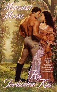 Foto Cover di His Forbidden Kiss, Ebook inglese di Margaret Moore, edito da HarperCollins