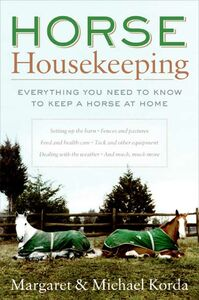 Foto Cover di Horse Housekeeping, Ebook inglese di Margaret Korda,Michael Korda, edito da HarperCollins