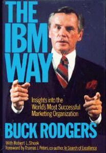 Foto Cover di IBM Way, Ebook inglese di Buck Rodgers, edito da HarperCollins