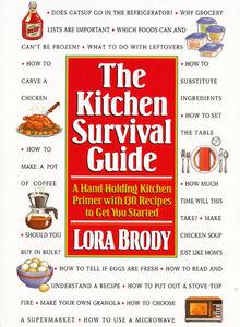 Foto Cover di Kitchen Survival Guide, Ebook inglese di Lora Brody, edito da HarperCollins