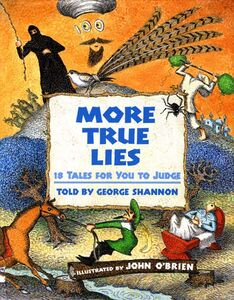 Foto Cover di More True Lies, Ebook inglese di John O'Brien,George Shannon, edito da HarperCollins