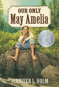 Ebook in inglese Our Only May Amelia Holm, Jennifer L.