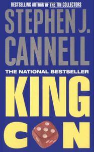 Foto Cover di King Con, Ebook inglese di Stephen J. Cannell, edito da HarperCollins
