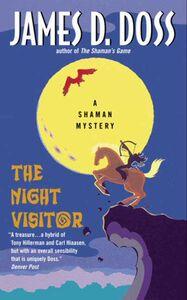Foto Cover di The Night Visitor, Ebook inglese di James D. Doss, edito da HarperCollins