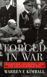 Foto Cover di Forged in War, Ebook inglese di Warren F. Kimball, edito da HarperCollins
