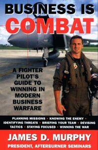 Foto Cover di Business Is Combat, Ebook inglese di James D. Murphy, edito da HarperCollins