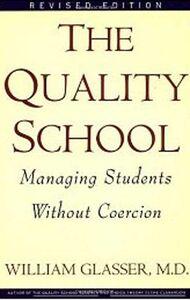 Foto Cover di The Quality School RI, Ebook inglese di William Glasser, M.D., edito da HarperCollins