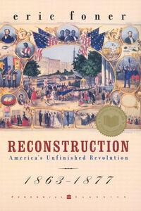 Foto Cover di Reconstruction, Ebook inglese di Eric Foner, edito da HarperCollins