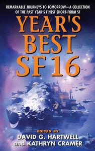 Foto Cover di Year's Best SF 16, Ebook inglese di Kathryn Cramer,David G. Hartwell, edito da HarperCollins