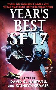 Foto Cover di Year's Best SF 17, Ebook inglese di Kathryn Cramer,David G. Hartwell, edito da HarperCollins