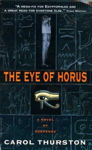Foto Cover di The Eye of Horus, Ebook inglese di Carol Thurston, edito da HarperCollins