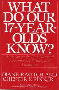 Foto Cover di What Do Our 17-Year-Olds Know?, Ebook inglese di Diane Ravitch, edito da HarperCollins