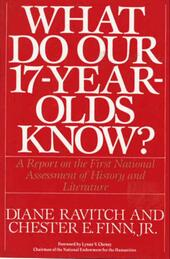 What Do Our 17-Year-Olds Know?