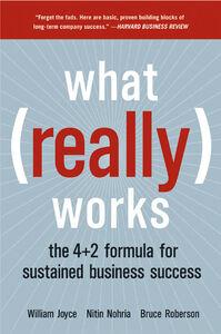 Foto Cover di What Really Works, Ebook inglese di AA.VV edito da HarperCollins