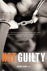 Foto Cover di Not Guilty, Ebook inglese di Jabari Asim, edito da HarperCollins