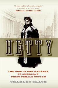 Foto Cover di Hetty, Ebook inglese di Charles Slack, edito da HarperCollins