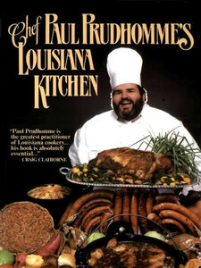 Foto Cover di Chef Paul Prudhomme's Louisiana Kitchen, Ebook inglese di Paul Prudhomme, edito da HarperCollins