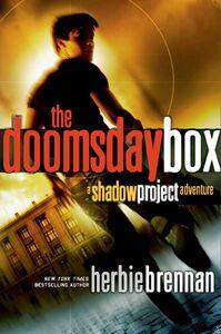 Foto Cover di The Doomsday Box, Ebook inglese di Herbie Brennan, edito da HarperCollins