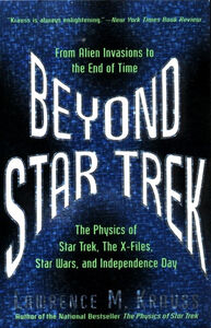 Foto Cover di Beyond Star Trek, Ebook inglese di Lawrence M. Krauss, edito da HarperCollins