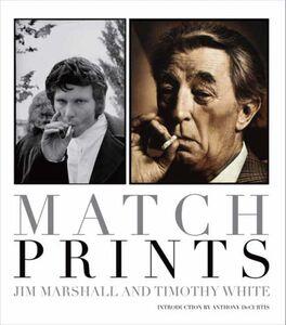 Foto Cover di Match Prints, Ebook inglese di Jim Marshall,Timothy White, edito da HarperCollins