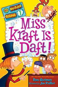 Foto Cover di Miss Kraft Is Daft!, Ebook inglese di Dan Gutman,Jim Paillot, edito da HarperCollins