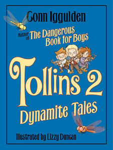 Foto Cover di Dynamite Tales, Ebook inglese di Lizzy Duncan,Conn Iggulden, edito da HarperCollins