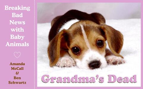 Foto Cover di Grandma's Dead, Ebook inglese di Amanda McCall,Ben Schwartz, edito da HarperCollins