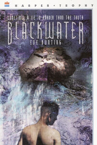 Foto Cover di Blackwater, Ebook inglese di Eve Bunting, edito da HarperCollins