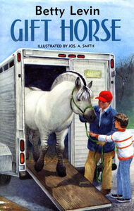 Foto Cover di Gift Horse, Ebook inglese di Betty Levin,Jos. A. Smith, edito da HarperCollins