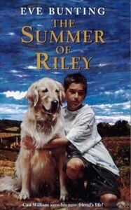 Foto Cover di The Summer of Riley, Ebook inglese di Eve Bunting, edito da HarperCollins
