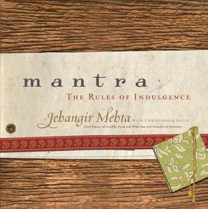 Foto Cover di Mantra, Ebook inglese di Jehangir Mehta, edito da HarperCollins