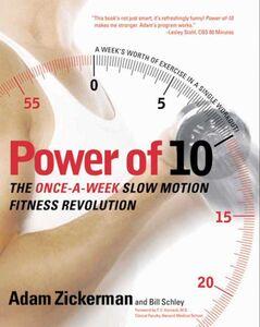 Foto Cover di Power of 10, Ebook inglese di Adam Zickerman, edito da HarperCollins