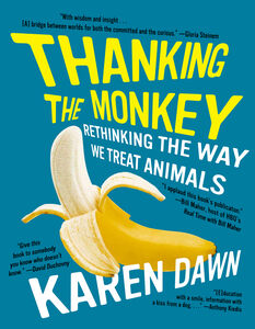 Ebook in inglese Thanking the Monkey Dawn, Karen