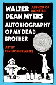 Foto Cover di Autobiography of My Dead Brother, Ebook inglese di Walter Dean Myers,Christopher Myers, edito da HarperCollins