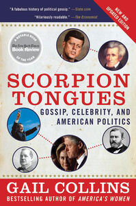 Foto Cover di Scorpion Tongues, Ebook inglese di Gail Collins, edito da HarperCollins