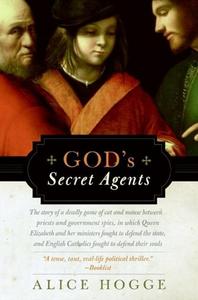 Ebook in inglese God's Secret Agents Hogge, Alice