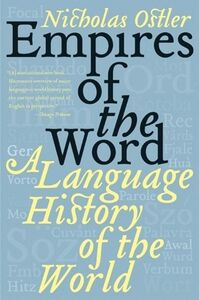 Ebook in inglese Empires of the Word Ostler, Nicholas