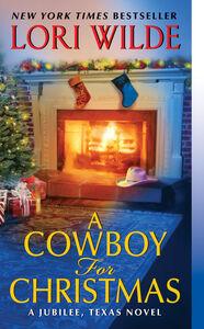 Foto Cover di A Cowboy for Christmas, Ebook inglese di Lori Wilde, edito da HarperCollins