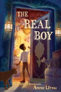 Foto Cover di The Real Boy, Ebook inglese di Anne Ursu,Erin McGuire, edito da HarperCollins
