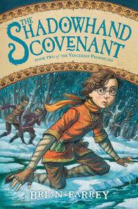 Foto Cover di The Shadowhand Covenant, Ebook inglese di Brett Helquist,Brian Farrey, edito da HarperCollins
